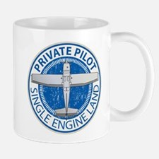 Aviation Private Pilot Mug