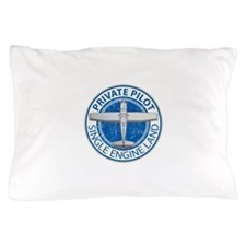 Aviation Private Pilot Pillow Case