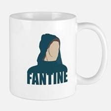 Fantine - Anne Hathaway - Les Miserables Movie Small Small Mug