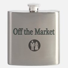 Off the Market Flask
