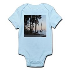 Tropical Beach - Hunting Island, SC Body Suit