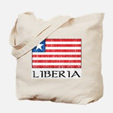 Liberia Flag Tote Bag