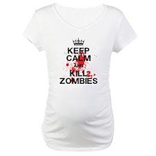 Keep Calm Kill Zombies Shirt