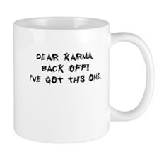 Cute Dear karma Mug