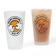 BHNW LOGO - Drinking Glass