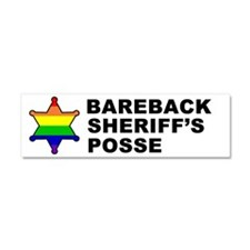 Bareback Sheriff's Posse