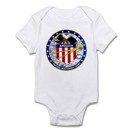 Apollo 16 Infant Bodysuit
