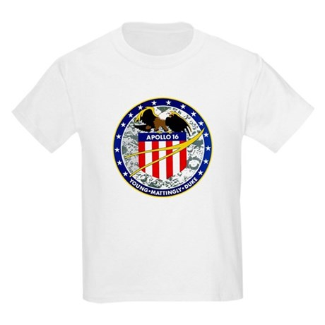 Apollo 16 Kids Light T-Shirt