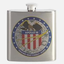 Apollo 16 Flask