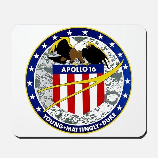 Apollo 16 Mousepad