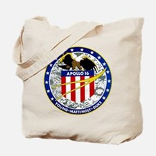 Apollo 16 Tote Bag
