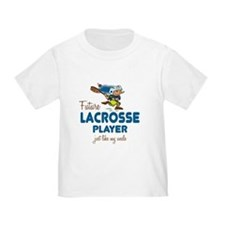 Future Lacrosse Player Like Uncle T-Shirt