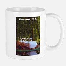 Boston Swan Boats Mug