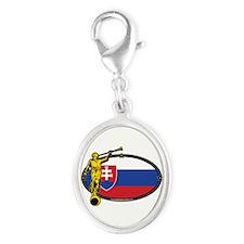 Slovakia Mission - Slovakia Flag - Angel Moroni -