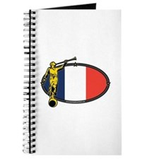 France Mission - LDS Mission TShirts - France Flag