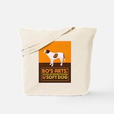 Bo Ad Tote Bag
