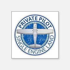Aviation Private Pilot Sticker