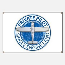 Aviation Private Pilot Banner