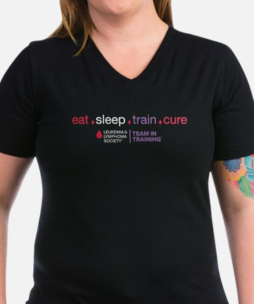 eat sleep train cure Shirt
