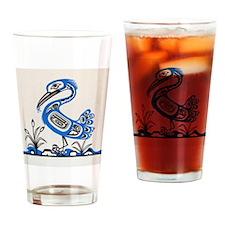 Haida Drinking Glass