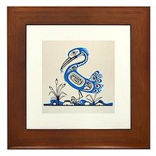 Haida Framed Tile