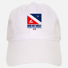 Dive Key West Baseball Baseball Baseball Cap