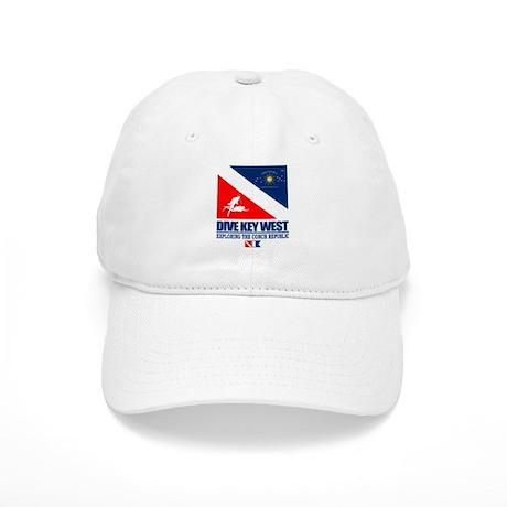 Dive Key West Baseball Cap