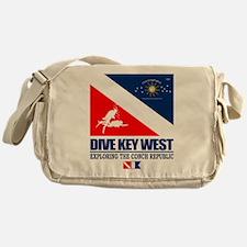 Dive Key West Messenger Bag