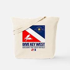 Dive Key West Tote Bag