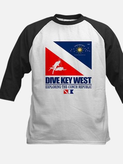 Dive Key West Baseball Jersey
