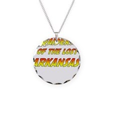 Raiders Of The Lost Arkansas! Necklace
