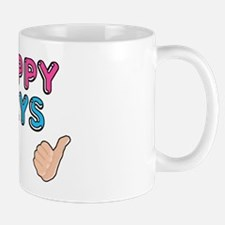 'Happy Days' Mug