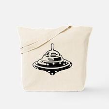 Flying Saucer Tote Bag