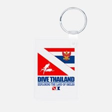 Dive Thailand Keychains