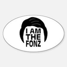 'I Am The Fonz' Decal