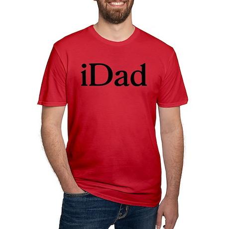 iDad Men's Fitted T-Shirt (dark)