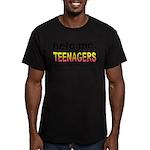 Stolen Sanity Men's Fitted T-Shirt (dark)