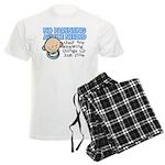 No Parenting Advice Needed Men's Light Pajamas