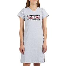 SERIALKILLERS.png Women's Nightshirt