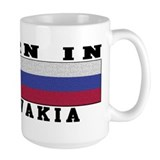 Slovakian Coffee Mugs