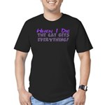 ateverything0.png Men's Fitted T-Shirt (dark)