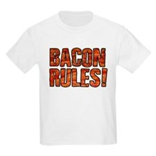 BACON RULES! T shirt T-Shirt