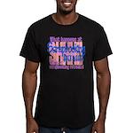 Scrapbooking Retreats Shhh! Men's Fitted T-Shirt (