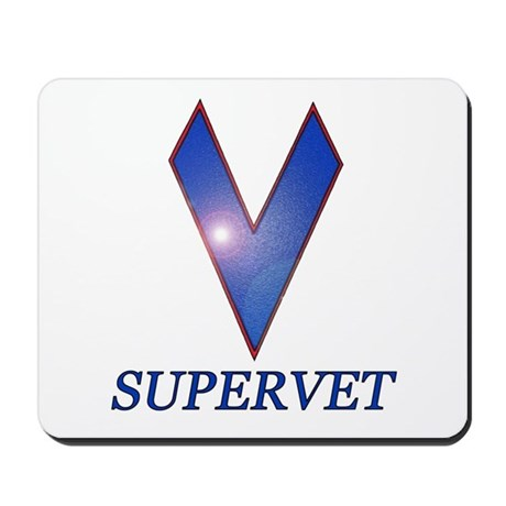 Supervet Mousepad