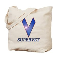 Supervet Tote Bag
