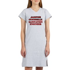 great aunt.png Women's Nightshirt
