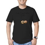 Mary Men's Fitted T-Shirt (dark)