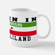 Born In Somaliland Mug