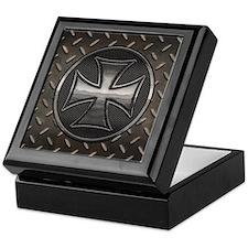Gridiron Maltese III Keepsake Box