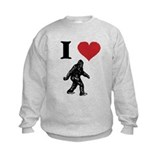 Kids bigfoot Crew Neck